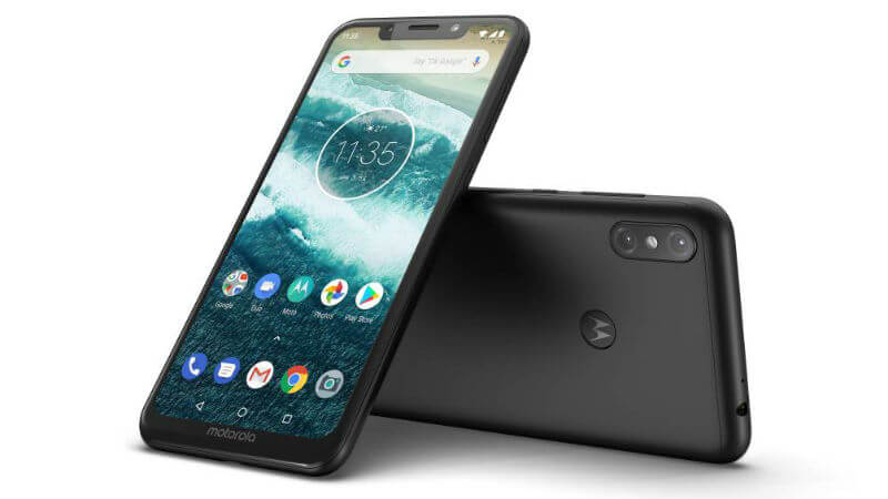 Motorola One Power to Go on Sale for the First Time in India Today: Price, Specifications