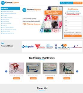 PCD Pharma Express